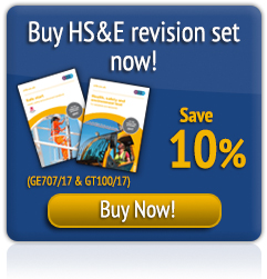 Buy HS&E Revision set and Save 10%