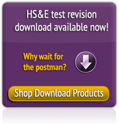 HS&E test revision download available Shop download products
