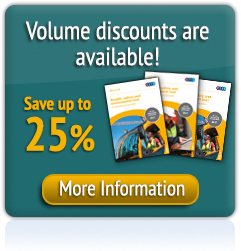 Volume discount available more information